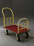 Glaro Deluxe Luggage Cart