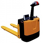 Vestil Full Power Electric Pallet Truck With Scale thumb