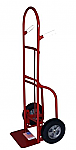 "Twin Pin Handle Truck  10"" Solid Tires & Stair Climbers"
