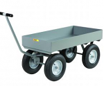 "Heavy Duty Wagon Truck with 6"" Lip thumb"