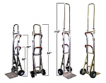 Frito Lay Telescoping Hand Truck