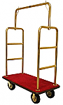 Monarch Economy Hotel Luggage Cart (Gold) thumb