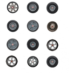 Replacement Wheels for Magliner Hand Truck