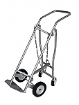 Gas  Medical Cylinder Truck W/ Retractable Casters