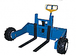 All Terrain Gas Powered Pallet Truck