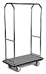 CSL Economy Bellman Cart Silver/Grey thumb