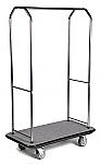 CSL Economy Bellman Cart Silver/Grey