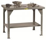 Adjustable Height Heavy-Duty Workbench