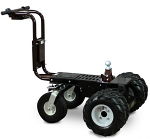 Battery Powered Trailer Dolly Cart