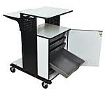 Heavy Duty Presentation Stations With Storage Trays thumb