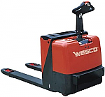 Self Propelled Electric Power Pallet Truck 4400 Lb. Capacity