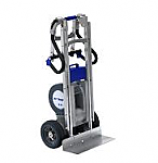 Folding Handle Electric Heavy Duty Stair Climber Hand Truck