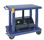 1000lb Electric Battery Power Lift Table thumb