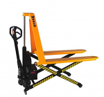 Electric High Lift Pallet Truck Non Telescoping