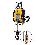 OZ 1000 lb Electrical Builders Hoist  thumb