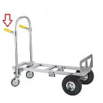 Replacement Handle for Wesco Spartan Junior Hand Truck thumb