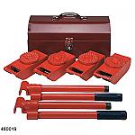 Wesco HeviMover Machine Rollers Kit thumb