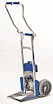 Wesco Liftkar SAL Fold Handle Motorized Stair Climbing Hand Truck