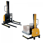 Semi-Electric Lift Trucks with Narrow Mast thumb