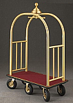 Glaro Signature Ballcrown Bell Man Cart
