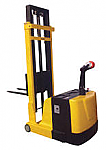 Electric Drive and Lift Counter Balance Stacker Lift Truck thumb
