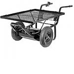 Light Duty Electric Platform Cart 200lb Capacity