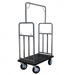 Coastal Area Hotel Luggage Bellman Cart