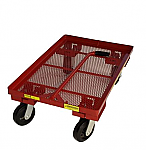 Instore, Lawn And Garden Center Pull Wagon     thumb