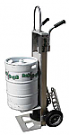 Ergo-Cart Beer Hand Truck That Lifts Your Kegs