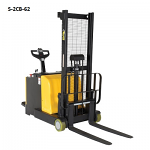 Counter Balanced Electric Lift Trucks with Rider Platform