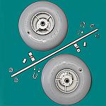 Wheelez Big Beach Tires Conversion Kits thumb