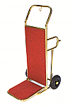 Titanum Gold Tube Luggage Hand Truck
