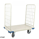 Tall Sides Platform Cart