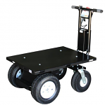 Electric Studio Cart For Movies and Sound Production