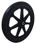 Replacement Wheel For Rubbermaid 5642 Garden Cart