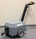 """5000lb Motorized Electric Tugger with 2"""" Ball Hitch"""