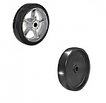 Replacement Wheel For Wesco BT Series Drum Trucks thumb