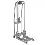 Stainless Steel Manual Load Stacker thumb