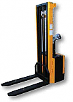 Motorized Stacker, Powered Lift and Drive