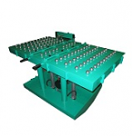 Custom Rotating Top Die Transfer Table