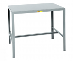 "24"" x 48"" Wide Steel Top Machine Table thumb"