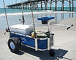 Reels On Wheels Junior Fishing Cart