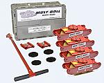 MultiRoll Mark 3P 30,000lb Machine Roller Kit