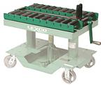 """20"""" x 30"""" Manual Push-Pull Die Handling Conveyor"""