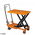 Folding Handle Scissor Lift Table