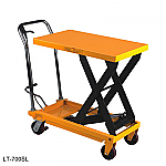 Fixed Handle Scissor Lift Table