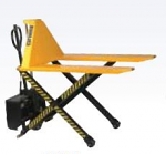 Electric High Lift  Pallet Truck Telescoping thumb