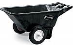 Rubbemaid Low Wheel Garden Cart thumb