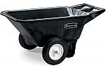 Rubbemaid Low Wheel Garden Cart thumb