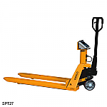 Electric Scale Pallet Jack